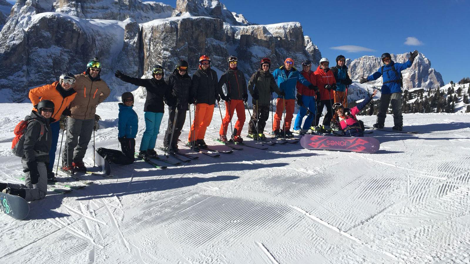 Skihuttentochten en skisafari's